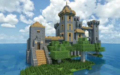 Houses in Minecraft