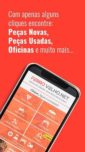 Ferro Velho.Net 0.7.0 screenshots 2