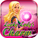 Lucky Lady's Charm Deluxe Casino Slot icon
