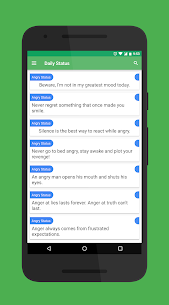 Best Daily Status Quotes App Download For Android and iPhone 2