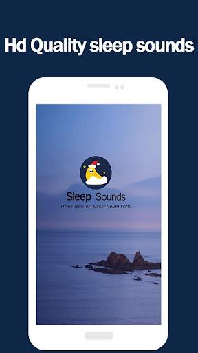 Sleep Sounds - Relaxing, Sleep Music 1.1.1 screenshots 1