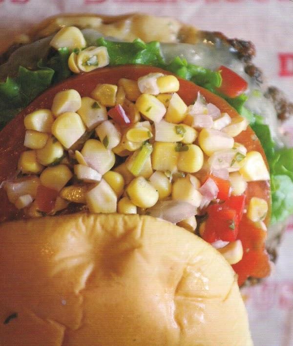 Southwestern Burger Recipe