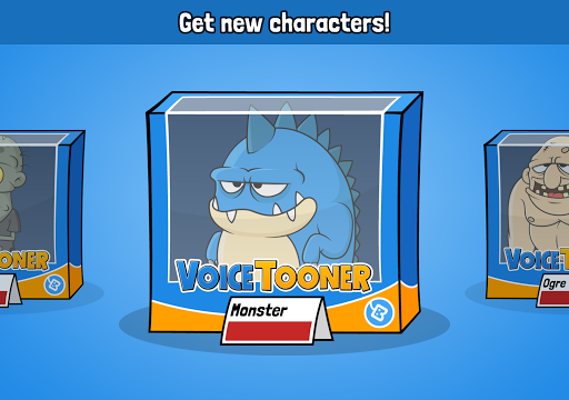 VoiceTooner - Voice changer with cartoons screenshot 9