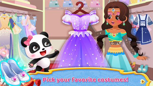 Little Panda: Princess Makeup screenshots 16
