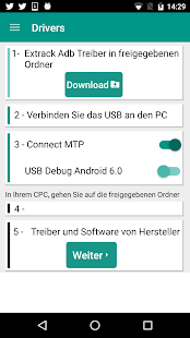 USB Drivers for Android – Miniaturansicht des Screenshots