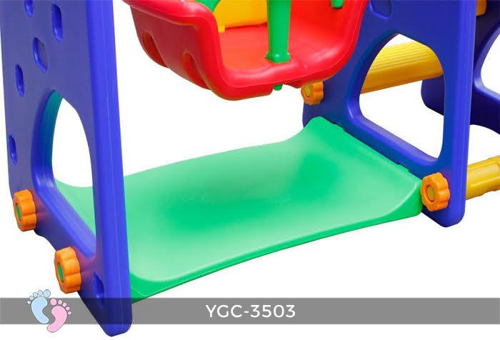 Cầu trượt trẻ em đa năng YGC-3503 16
