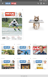 NEUE Vorarlberger Tageszeitung screenshot 5