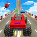 Mega Ramp Monster Truck Stunts icon