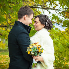 Wedding photographer Alena Zvezdina (Viorteia). Photo of 21.11.2013