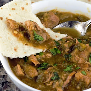 Colorado Pork Green Chile