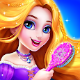 👸💇Long Hair Beauty Princess - Makeup Party Game
