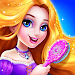👸💇Long Hair Beauty Princess - Makeup Party Game icon