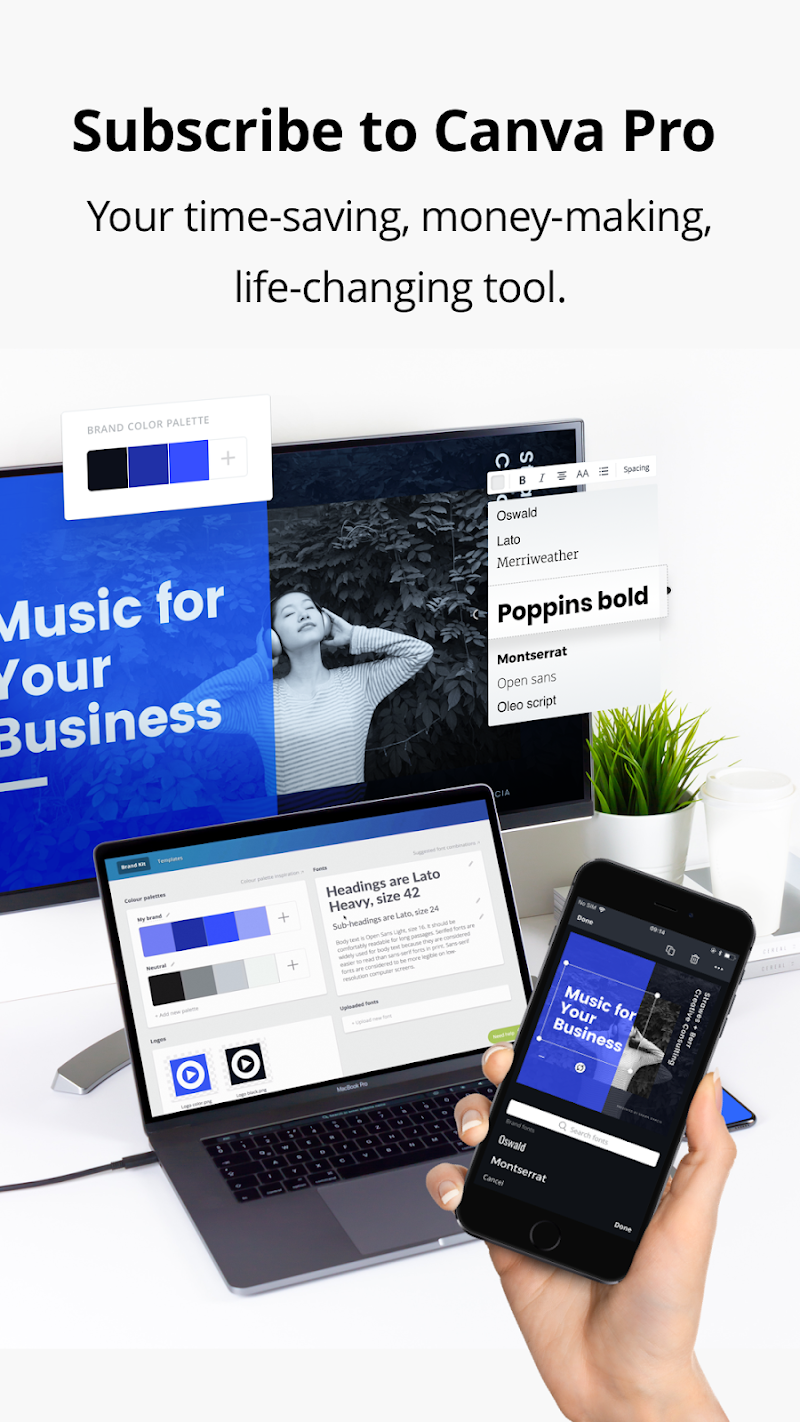 Canva: Graphic Design, Video, Collage & Logo Maker Screenshot 6