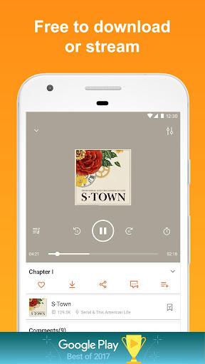 Castbox: Free Podcast Player, Radio & Audio Books screenshot 3