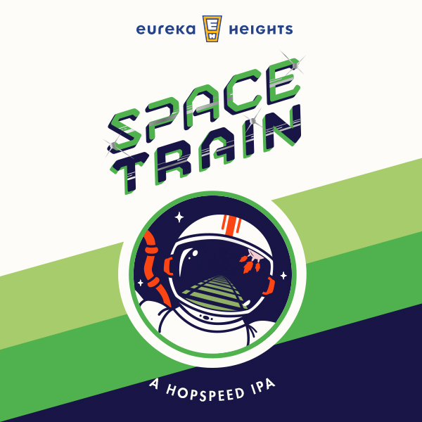 Logo of Eureka Heights Space Train