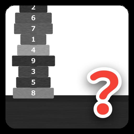 ハノイの塔 - オンライン脳トレパズルゲーム 解謎 App LOGO-APP試玩
