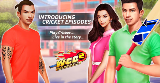 World Cricket Battle 2 (WCB2) - Multiple Careers 2.2.4 screenshots 1