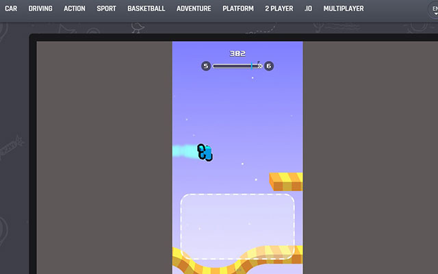 Draw Climber Coole Game