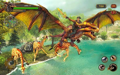 Dragon Simulator Attack 3D Game 2.2 screenshots 4