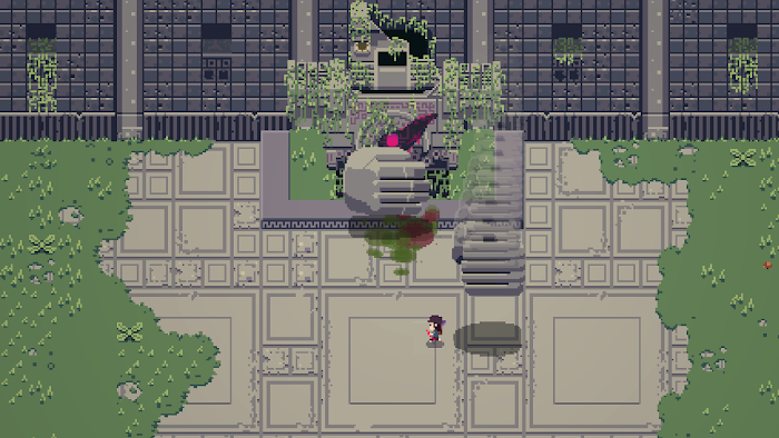 Titan Souls- screenshot