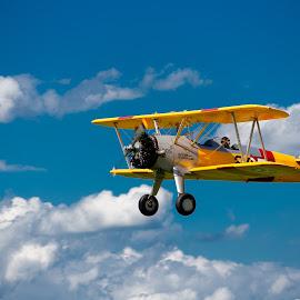 Veteran Air by Ján Hrmo - Transportation Airplanes ( lietadlo )