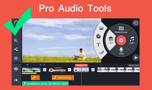 Pro Kine Master + Manual best Free video editor 1.0 screenshots 1