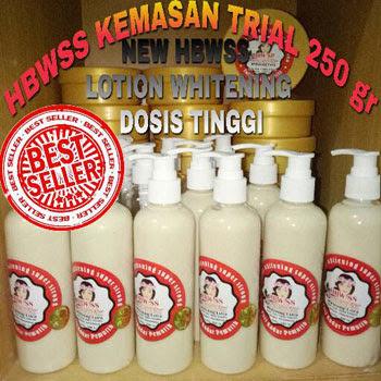 Body Lotion Yang Bagus Untuk Malam Hari HBW SS Whitening Extra Booster | Hand Body Lotion Dosis Tinggi | Hand Body Lotion Pemutih Kulit Tercepat