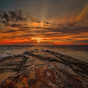 Tip of Borneo by NC Wong - Landscapes Sunsets & Sunrises