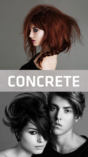 Concrete Hair