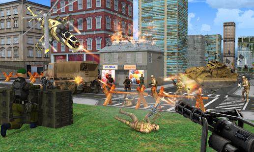 Army Convoy Strike: Black Operations - náhled