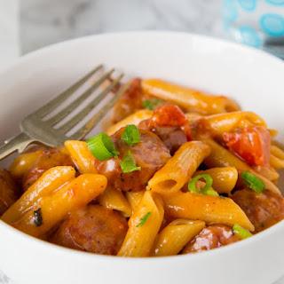 Polish Sausage With Pasta Recipes.