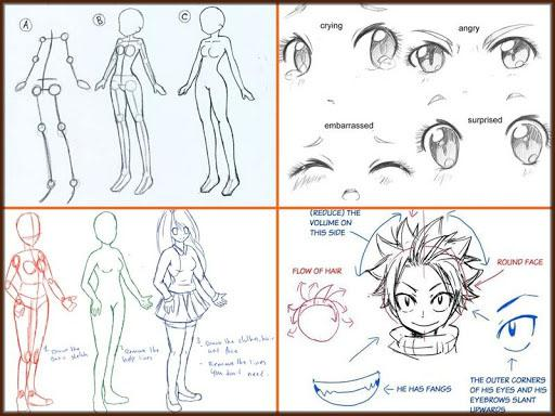 Drawing Anime Step by Steps 2018 screenshots 4