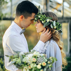 Wedding photographer Olga Shulga (pyansettiya). Photo of 16.02.2017