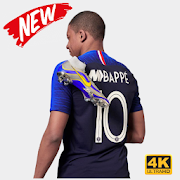 Kylian Mbappé Wallpaper Fans HD New 4K