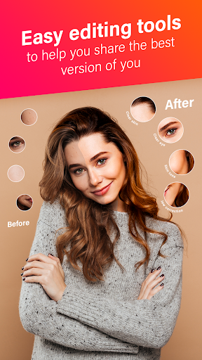 PlusMe u2013 Share your lives with beauty camerauff01 1.4.3.2 screenshots 5