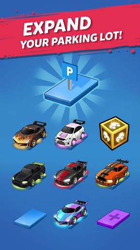 Merge Neon Car 1.0.42 screenshots 2