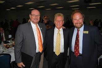 Photo: Gary Manier, Wayne Baum, Jim Hengst