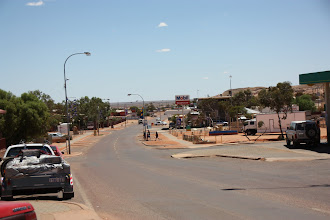Photo: Year 2 Day 220 -  The Main High Street of Coober Pedy