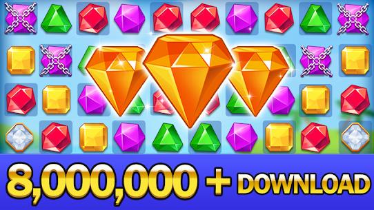 Jewel Crush™ – Jewels & Gems Match 3 Legend 6