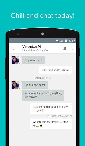 Tagged - Meet, Chat & Dating Screen Shot
