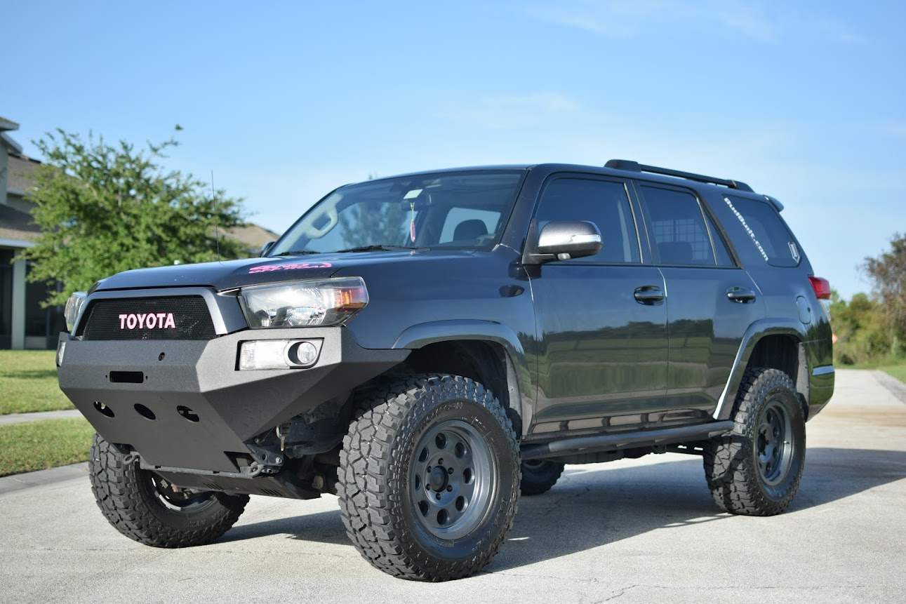 4runner Offroad Wheels >> Magnetic Grey 4Runners! Lets see them! - Page 27 - Toyota 4Runner Forum - Largest 4Runner Forum