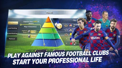 Champions Manager Mobasaka: 2020 New Football Game 1.0.168 Screenshots 2