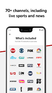 YouTube TV – Watch & Record Live TV 4.24.2 2