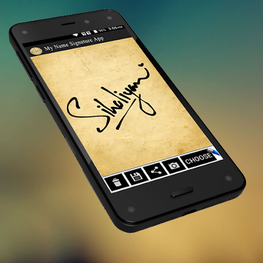 My Name Signature App screenshot 2