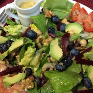 The Healthy Brain Salad