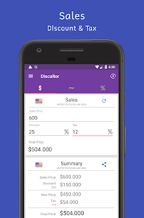 discount calculator currency converter sales apps on google play