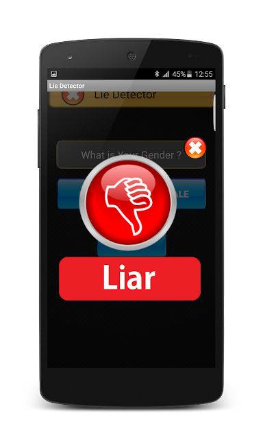 #7. Lie Detector Prank (Android)
