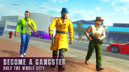 Grand Miami Gangster Crime City Simulator 1.0.4 screenshots 4
