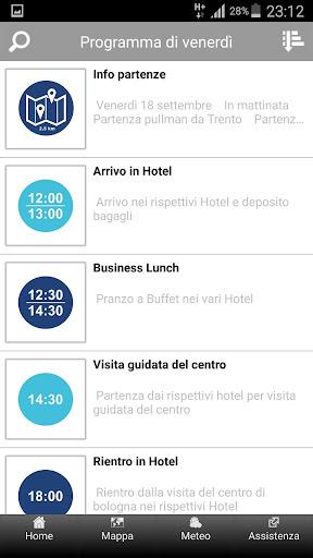 玩免費旅遊APP|下載Meeting Bologna settembre 2015 app不用錢|硬是要APP
