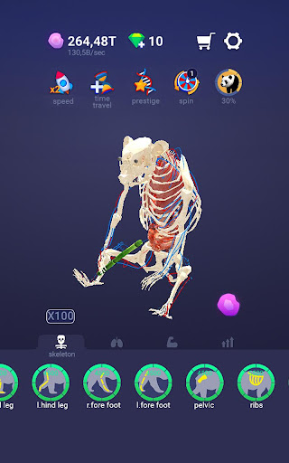 Idle Pet - Create cell by cell modavailable screenshots 15